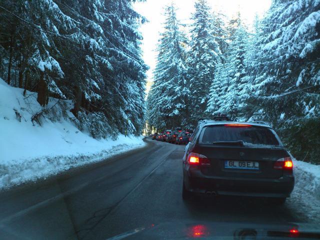 пробки в Болгарии