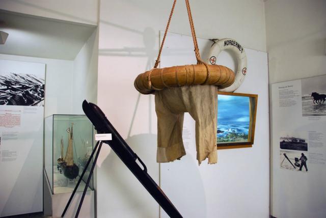Спасательные труселя. Немецкий музей в Мюнхене