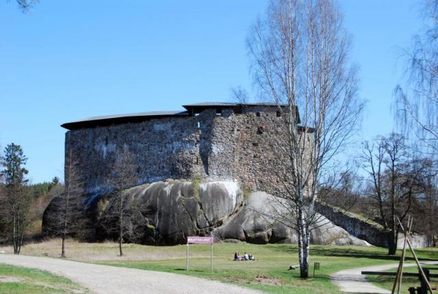 Замок Розеборг
