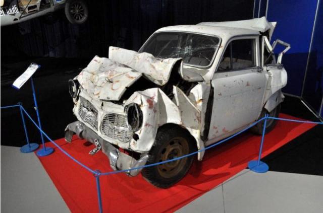 Автомобильный музей в Тампере
