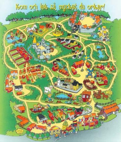 Парк сказок где находится