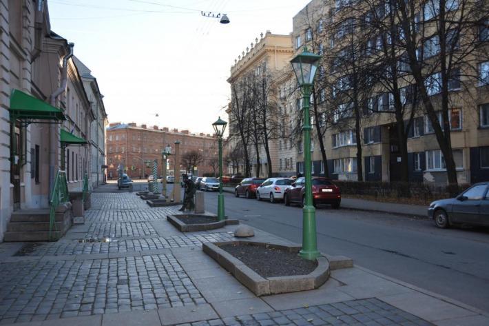 Музей фонарей в Санкт-Петербурге