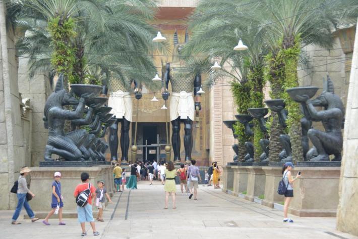 Univeral Sdudios Singapore